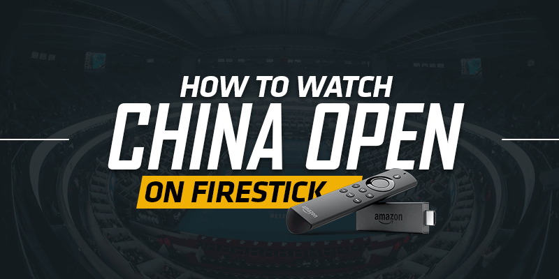 Pogledajte China Open na Firesticku